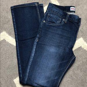 Levi's 511 knot jean boys size 18